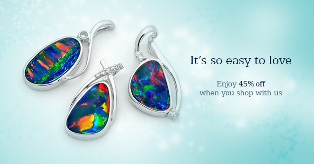 30% off opal jewellery limited time offer