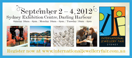 Opals Australia - JAA International Jewellery Fair Sydney
